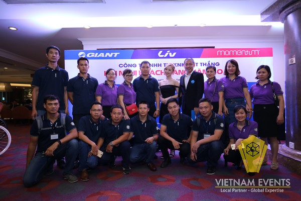 Customer Thank You Party Of Viet Thang Company