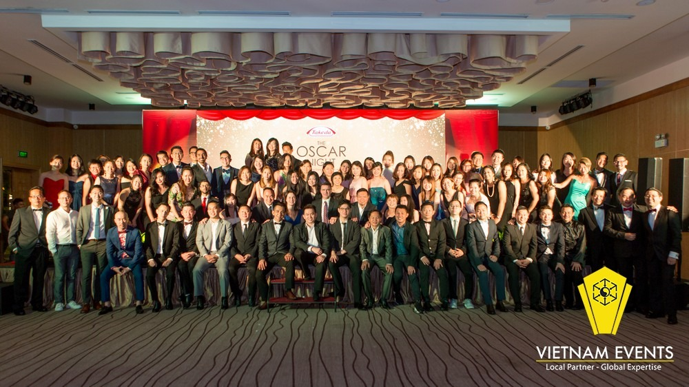 TAKEDA party - Sales Excellence Awards 2017