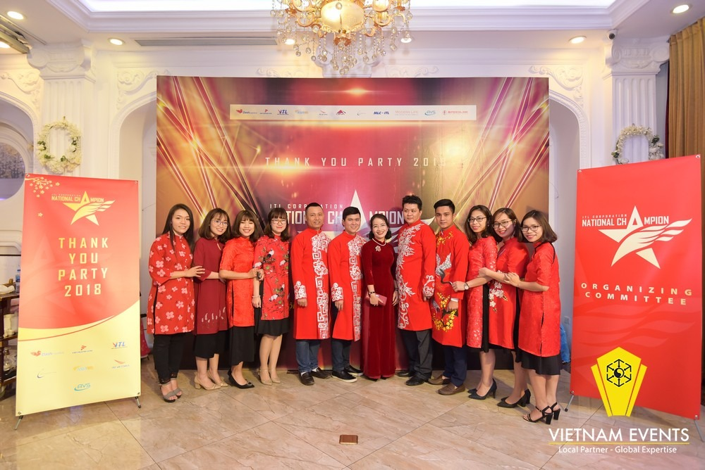 ITL Group's New Year Party in the North