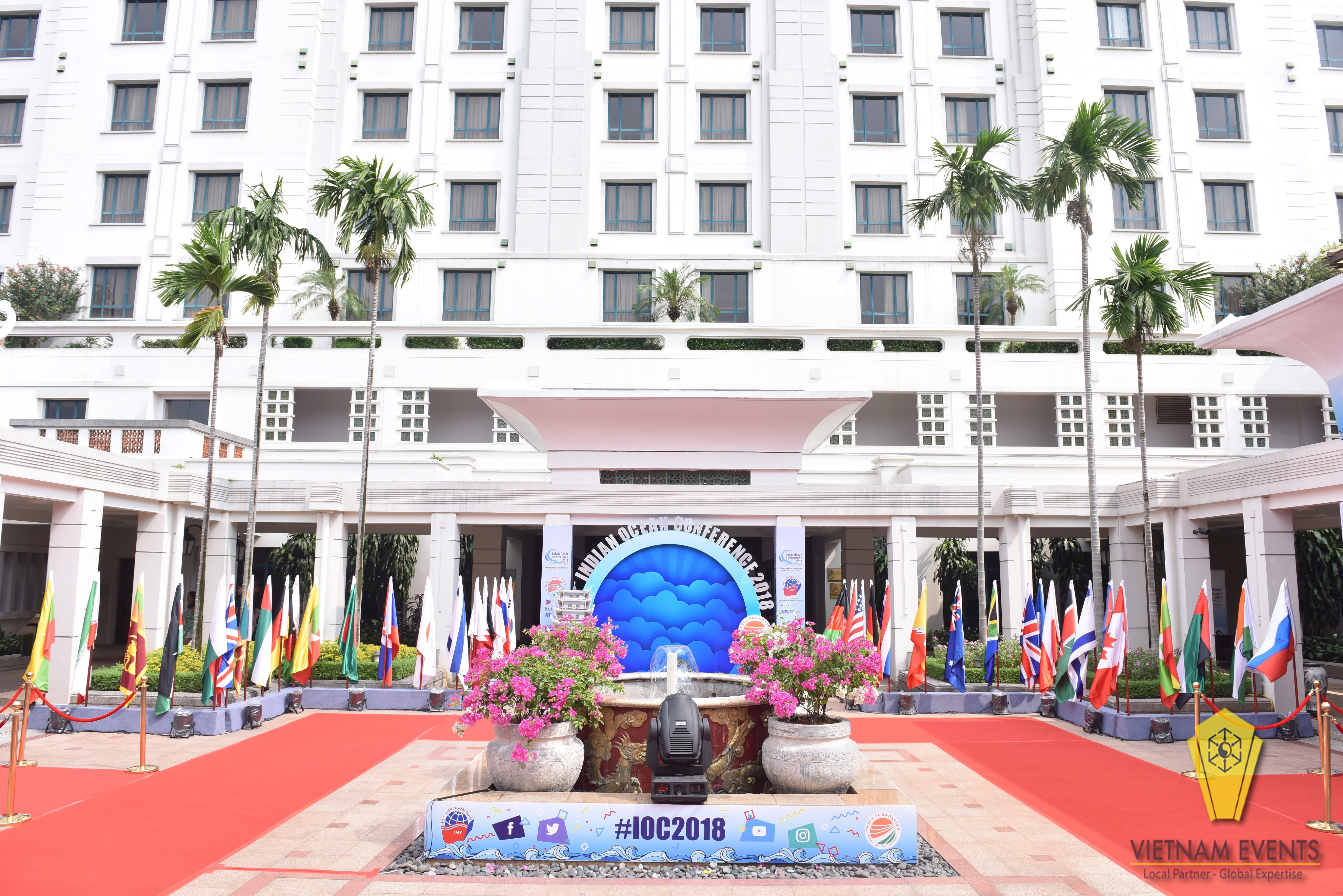 Indian Ocean Conference 2018 in Hanoi