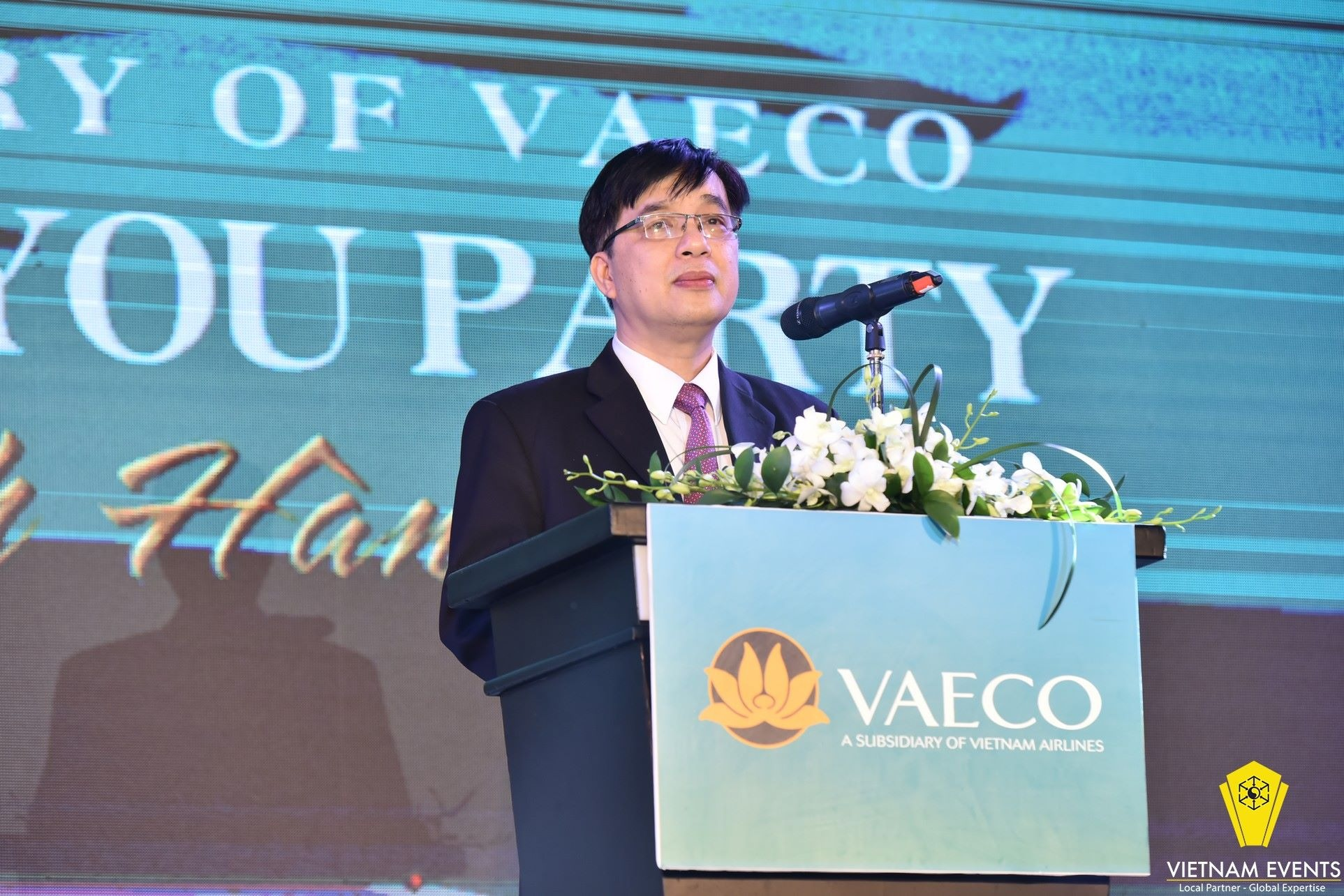Vaeco's Customers thank you party- 10th year anniversary