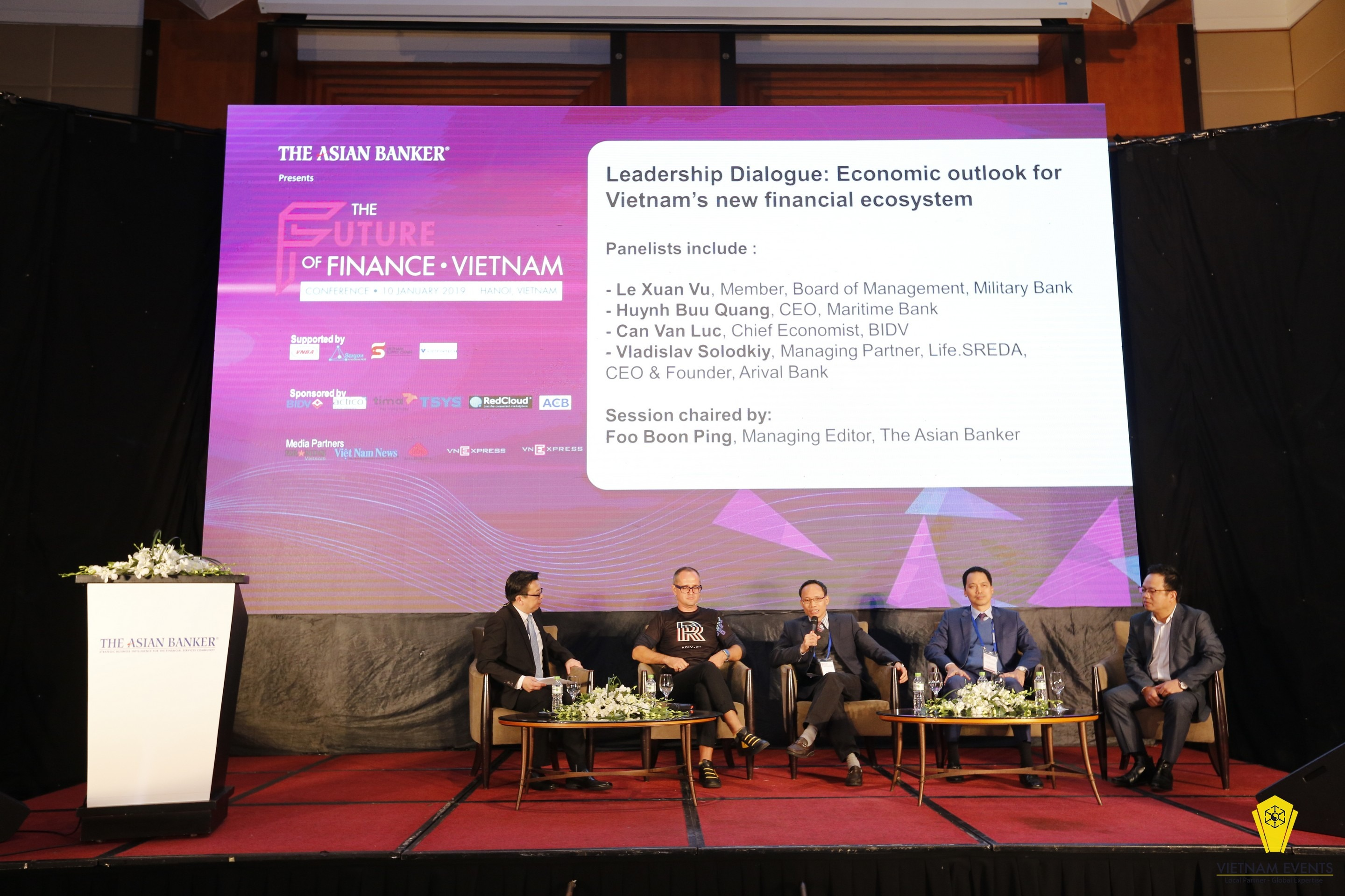 ASIAN BANKER CONFERENCE ORGANIZED IN HANOI