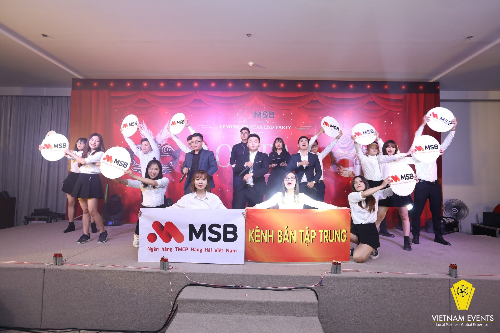 MARITIME BANK YEAR-END PARTY 2019