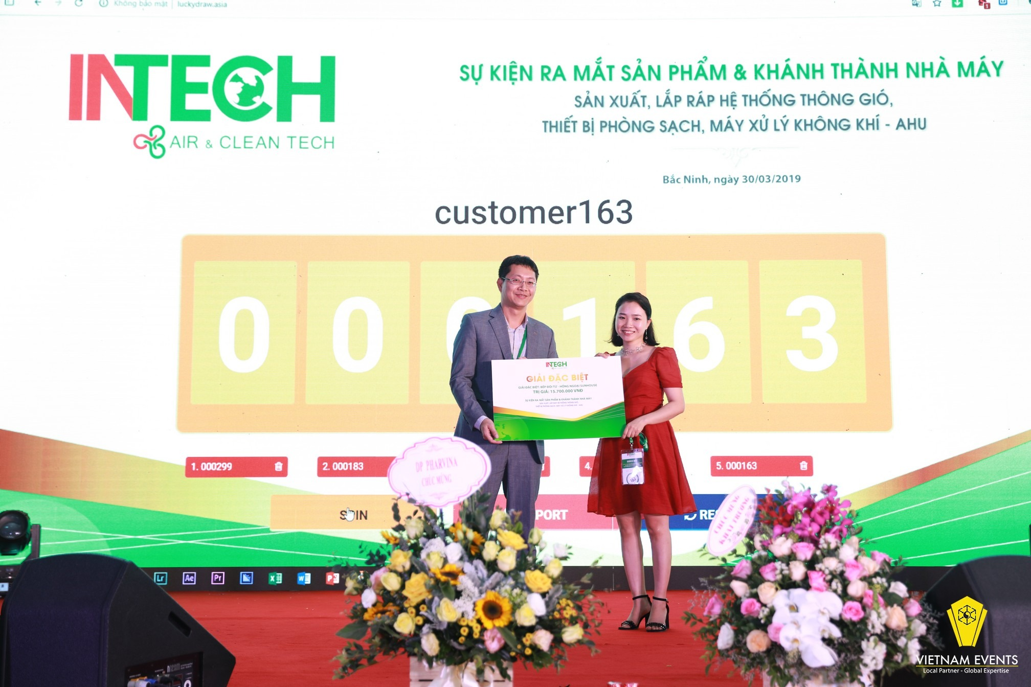 INTECH PRODUCT LAUNCH AND FACTORY INAUGURATION