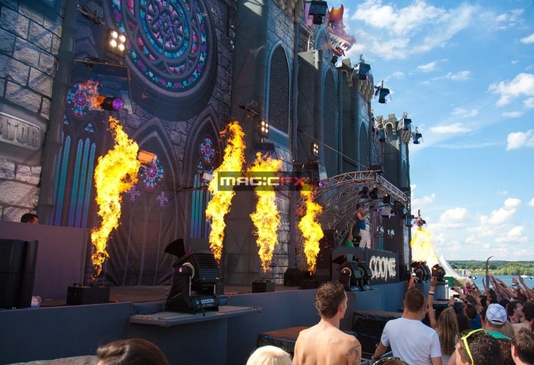 Flamaniac- Technology that will dominate the event industry
