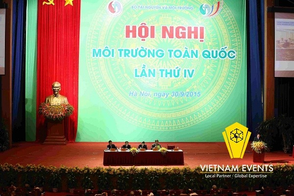 VietnamEvents Support the 4th National Environmental Conference