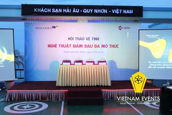VietnamEvents Accompanies Congress Of Anesthesiology