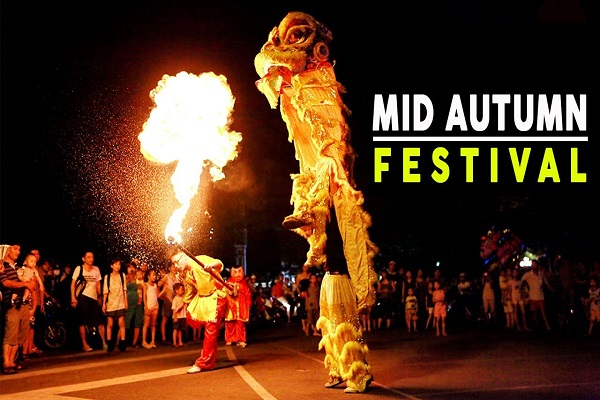 Mid- Autumn Festival for foreign people in Vietnam