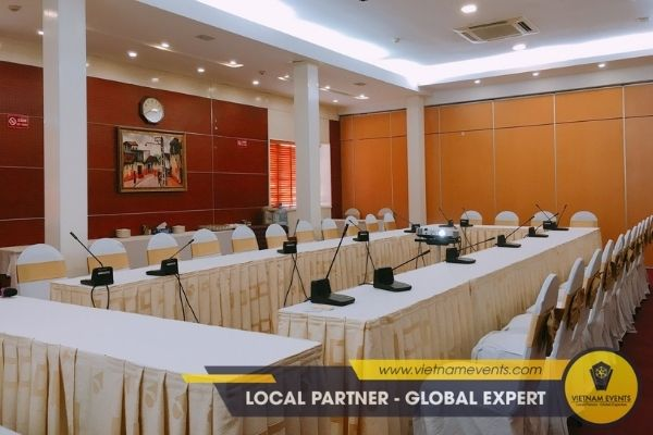 Luxury and professional venues
