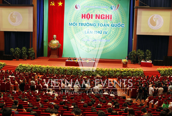 VietnamEvents supports the 4th National Environmetal Conference